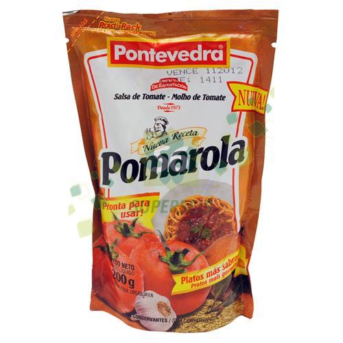 Foto SALSA POMAROLA PONTEVEDRA DOY 200 GR de