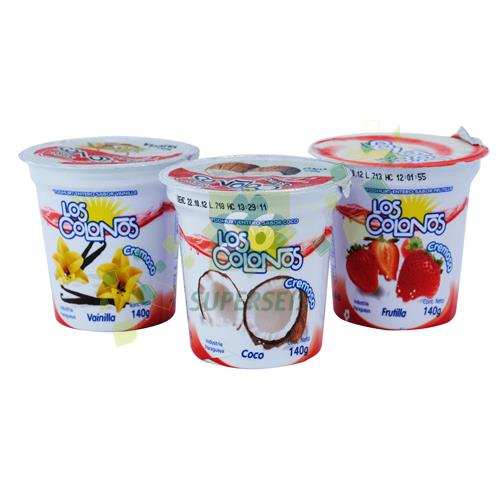 Foto YOGURT ENTERO POTE X 140 GR de