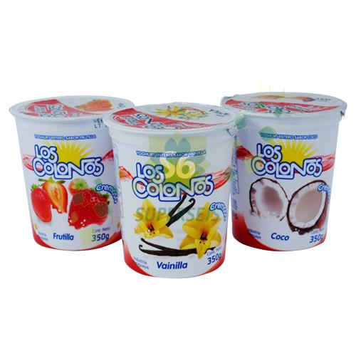 Foto YOGURT ENTERO POTE X350 GR de