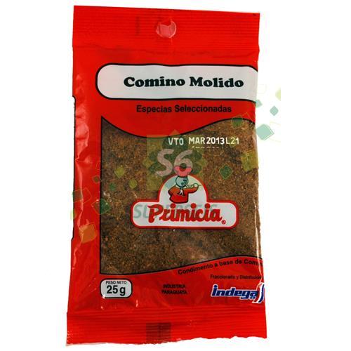 Foto COMINO PRIMICIA 25 GR MOLI de