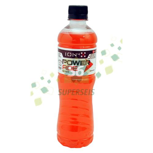 Foto BEBIDA ISOTONICA POWERADE MULTIFRUTAS 500ML de