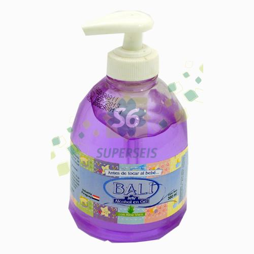 Foto ALCOHOL EN GEL BALI BEBE 300ML de