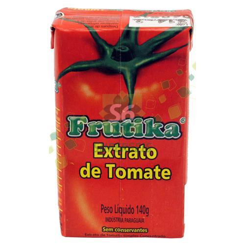 Foto EXTRACTO DE TOMATE FRUTIKA 140 GR de
