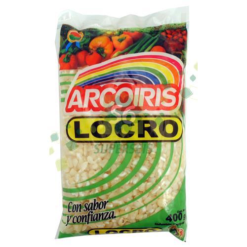 Foto LOCRO ARCO IRIS PAQUETE 400 GR de
