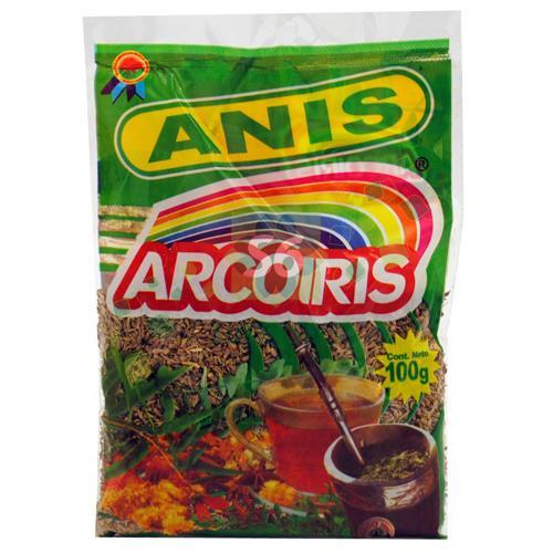 Foto ANIS ARCO IRIS SOBRE 100 GR de