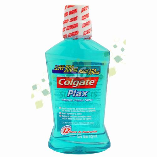 Foto ENJUAGUE BUCAL COLGATE FRESH MINT P de