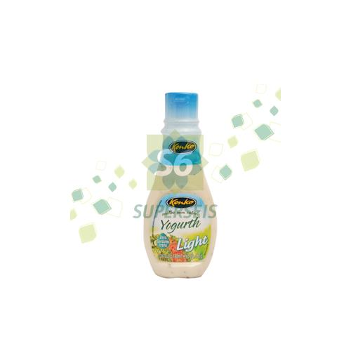 Foto SALSA PARA ENSALADA YOGURTH LIGHT 182ML KENKO de