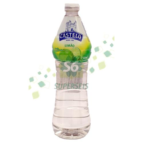 Foto VINAGRE DE LIMON CASTELO PET 750 ML de