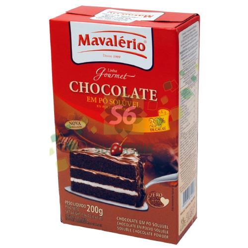 Foto CHOCOLATE EN POLVO MAVALERIO de