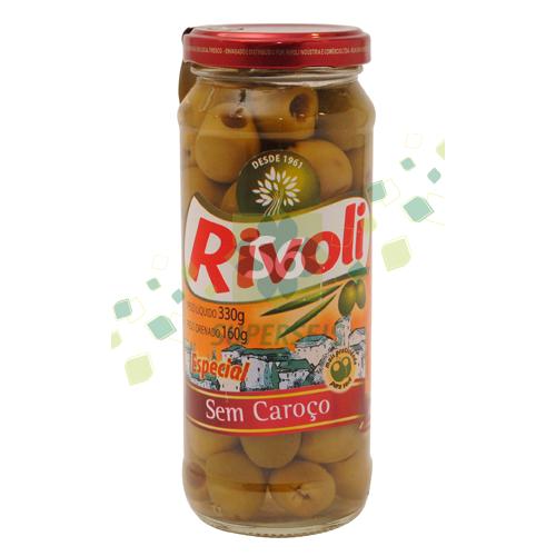 ACEITUNAS RIVOLI FRASCO 155 GR SI