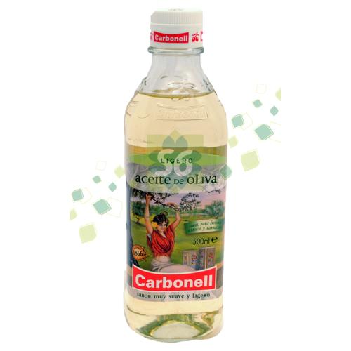Foto ACEITE CARBONELL OLIVA EX/LIGHT 500ML de