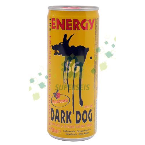 Foto ENERGY DARK DOG LATA 250 ML GUA de