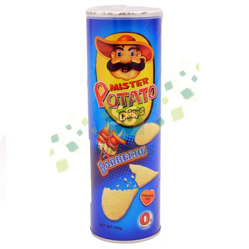 Foto PAPA FRITA MR POTATO BARBECUE 160 GR de