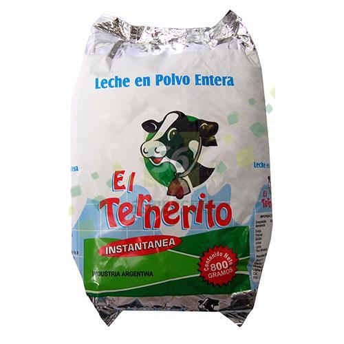 Foto LECHE EN POLVO ENTERA EL TERN de