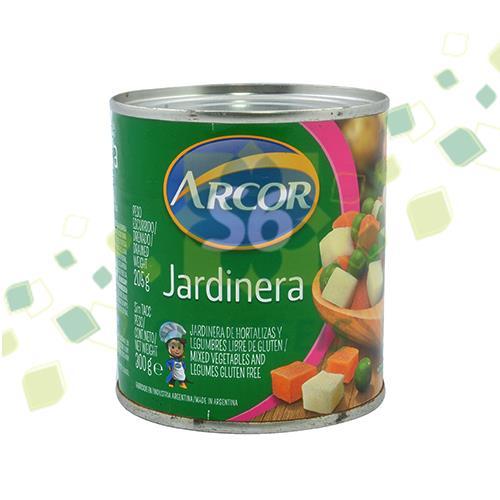 Foto JARDINERA 300GR ARCOR LATA  de
