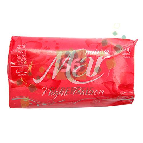 Foto JABON DE TOCADOR NIGHT PASSION 140GR MAR PAPEL de