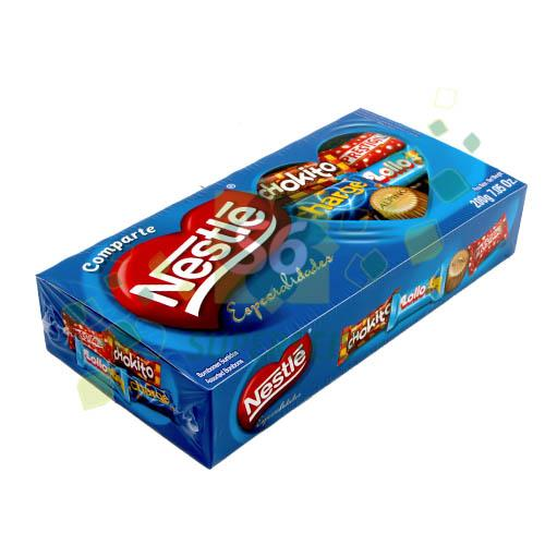 Foto CHOCOLATES ESPECIALIDADES 48X200GR NESTLE CAJA  de