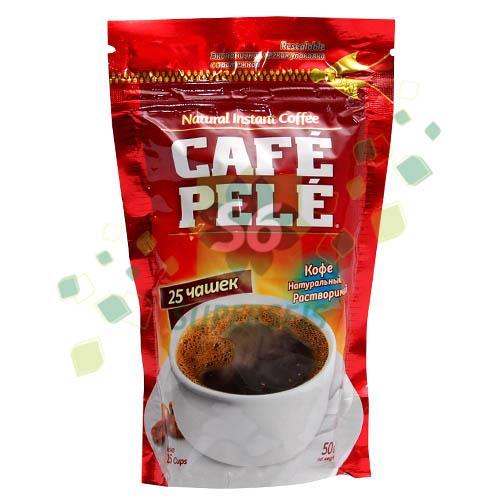 Foto CAFE NATURAL INSTANTANEO 50GR PELE PLA de