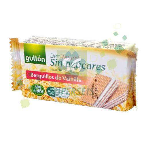 Foto GALLETITAS WAFER 12X70GR DE VAINILLA DIET NATURE GULLON BSA de