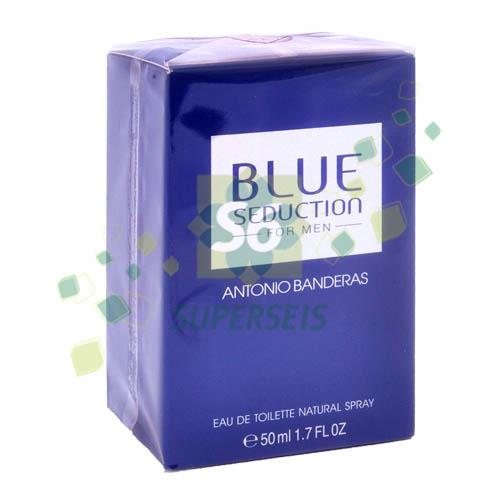 Foto BLUE AB EDT 50ML VAP AB X 1 de