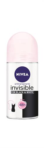 Foto DESODORANTE NIVEA DEO ROLL ON INVISIBLE CLEAR 50ML de
