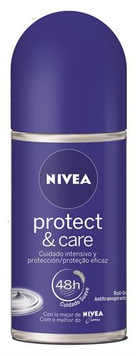 Foto DESODORANTE ROLL ON PROTECT CARE 50ML NIVEA de