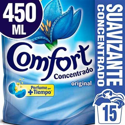 Foto SUAVIZANTE CONCENTRADO ORIGINAL 450ML COMFORT DOYPACK de