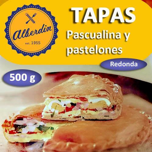Foto TAPA PARA PASCUALINA ALBERDIN de