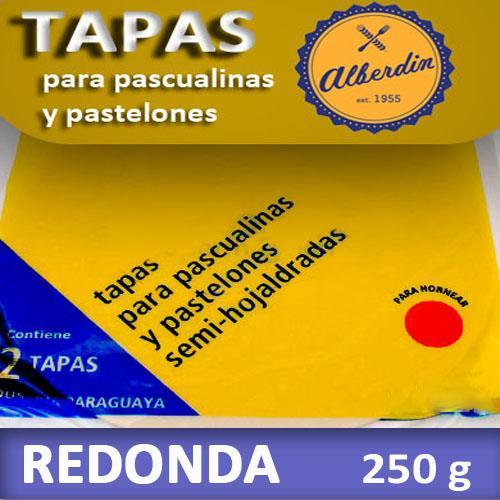 Foto TAPA PARA PASCUALINA ALBERDIN PEQUEÑO de