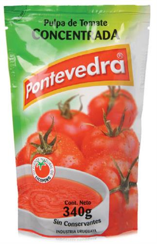 "Foto PULPA TOMATE ""PONTEVEDRA"" CONCENT. 340GR de"