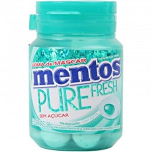 Foto CHICLE WINTERGREEN 56 GR MENTOS POT de