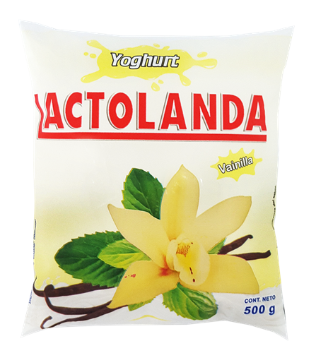 Foto FRUTTIGURT ENTERO 500 ML VAINILLA de