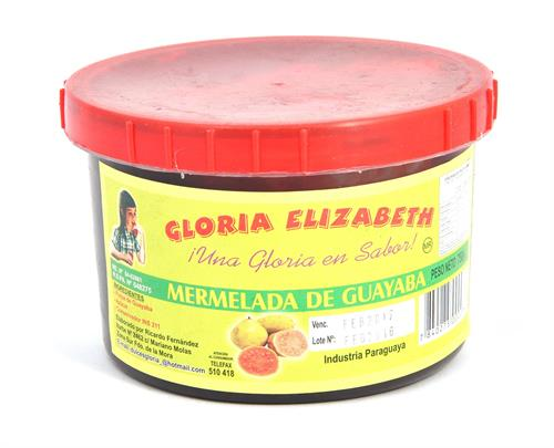 """Foto MERMELADA """"GLORIA"""" GUAYABA 750 GR de"""