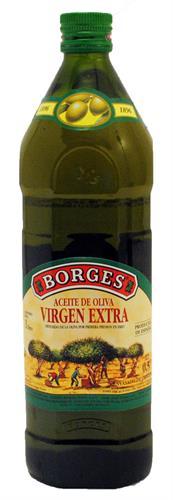 Foto ACEITE BORGES OLIVA EN VIRGEN BOTELLA 1 LITRO de