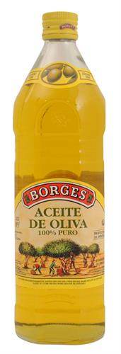 "Foto ACEITE ""BORGES"" OLIVA BOTELLA 1LT de"