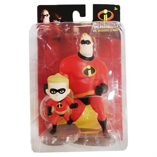 Foto MR INCREDIBLES DASH BLIS MATTEL REF 76902/PDQ de