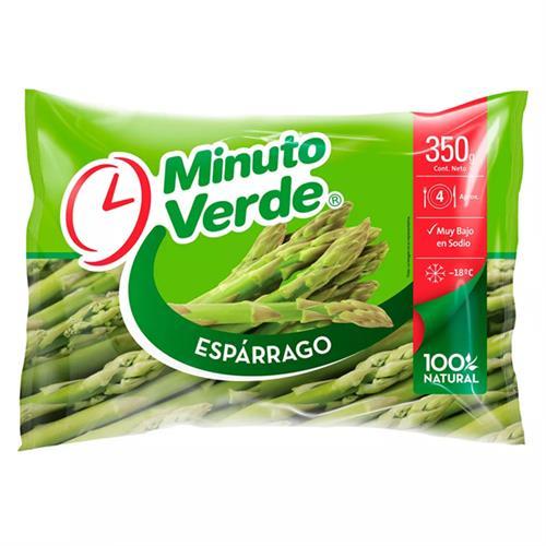 Foto ESPARRAGOS MINUTO VERDE 350 GR de