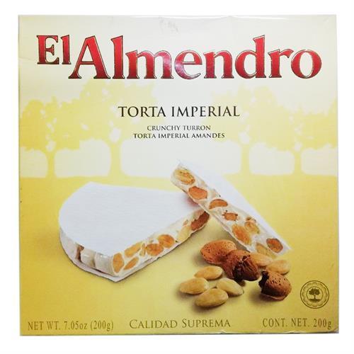 Foto TORTA IMPERIAL EL ALMENDRO X 200GR CJA  de