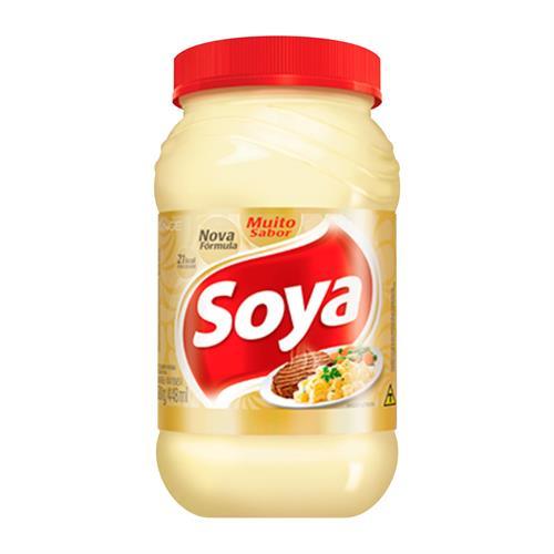 """Foto MAYONESA """"SOYA"""" 500 GR de"""