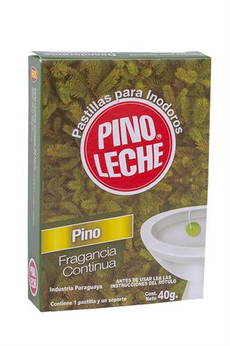 Foto PASTILLA PARA INODOROS PINO LECHE PINO 40 GR de