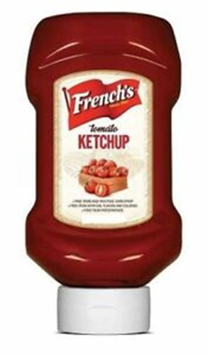 Foto KETCHUP 567GR FRENCH S PET de