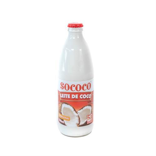 Foto LECHE DE COCO 500ML SOCOCO BOT de