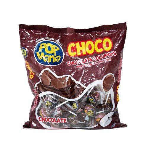 Foto CHUPETIN CHOCOLATE 440GR POP MANIA BSA de