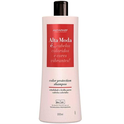 Foto SHAMPOO COLOR PROTECTION 300ML ALFAPARF ALTA MODA FCO de