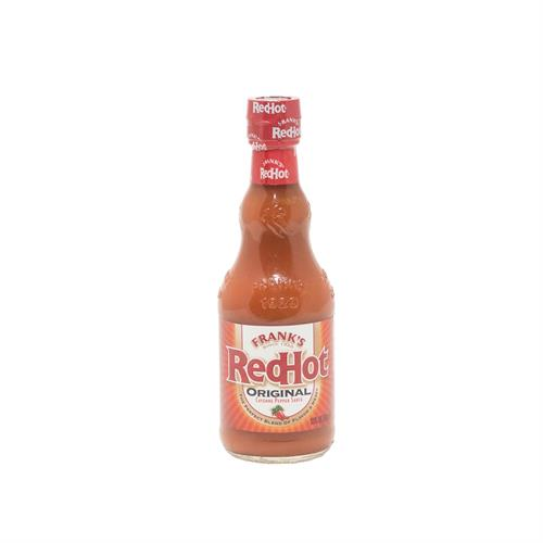 Foto SALSA PICANTE ORIGINAL 354ML RED HOT FRANKS BOT de