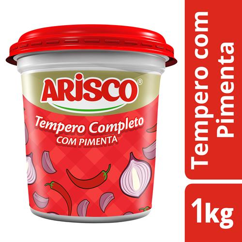 Foto TEMPERO ARISCO POTE 1 KG COMPLE de