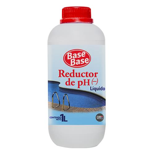 Foto REDUCTOR DE PH 1LT BASE BASE SIN ENVASE de
