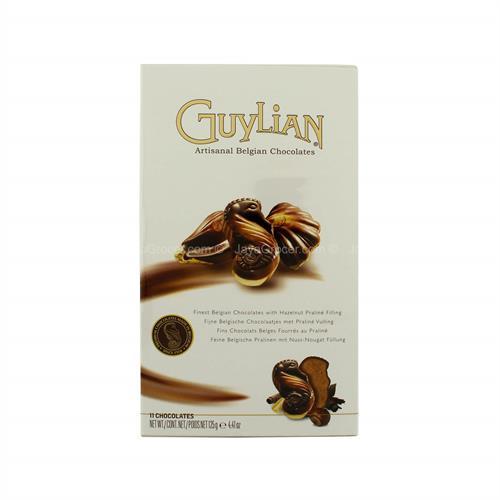 Foto CHOCOLATE DE CONCHAS DE MAR 125GR GUYLIAN CAJA  de