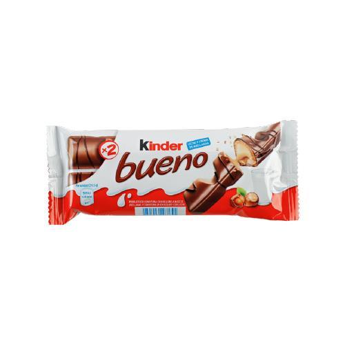 Foto CHOCOLATE KINDER BUENO T2 43GR PLAST de