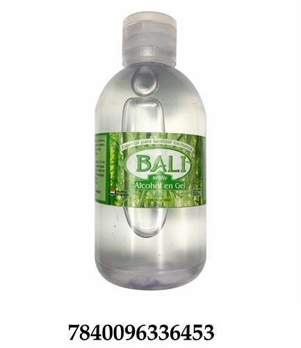 Foto ALCOHOL EN GEL CON ALOE VERA 300ML BALI FRASCO  de